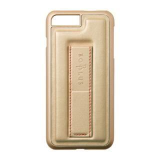 BOB Plus STAND & GRIP ケース ゴールド iPhone 7 Plus