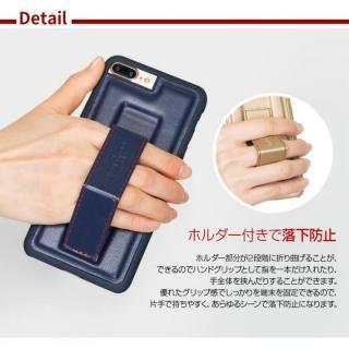 【iPhone7 Plusケース】BOB Plus STAND & GRIP ケース ブラック iPhone 7 Plus_3