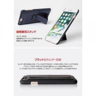 【iPhone7 Plusケース】BOB Plus STAND & GRIP ケース ブラック iPhone 7 Plus_4