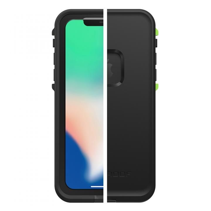 【iPhone Xケース】LifeProof Fre Series for iPhone X, Night Lite_0