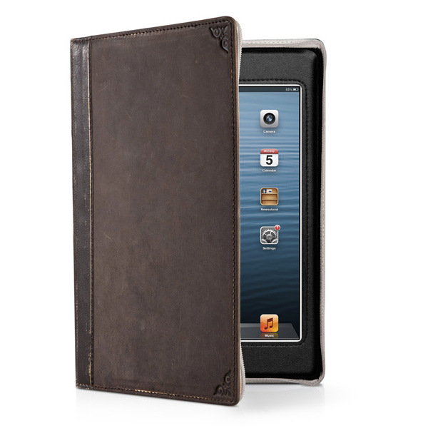 Twelve South BookBook ヴィンテージブラウン iPad mini/2/3ケース