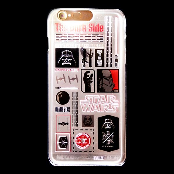 iPhone6s/6 ケース スター・ウォーズケース ダース・ベイダー B iPhone 6s/6_0