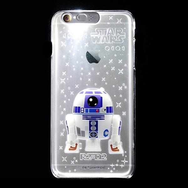 iPhone6s/6 ケース スター・ウォーズケース ミニR2-D2 iPhone 6s/6_0