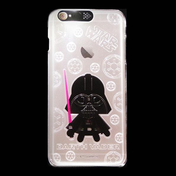 iPhone6s/6 ケース スター・ウォーズケース ミニ ダース・ベイダー iPhone 6s/6_0