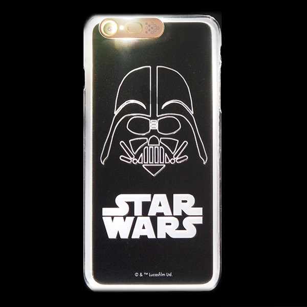 【iPhone6s Plus/6 Plusケース】スター・ウォーズケース ダース・ベイダー A iPhone 6s Plus/6 Plus_0