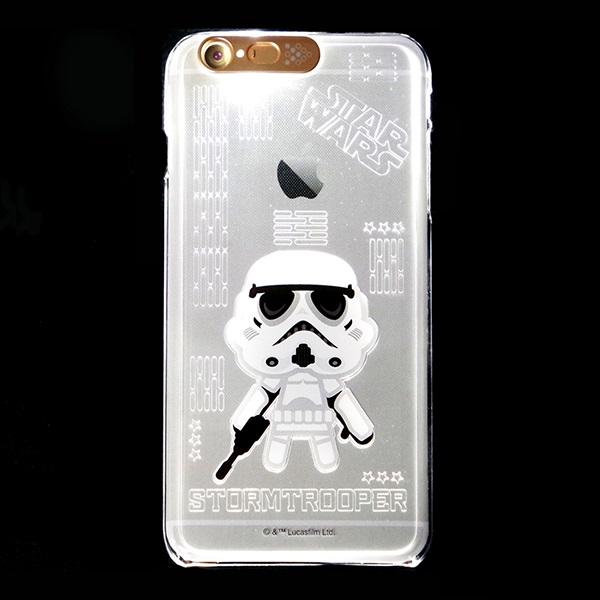 iPhone6s Plus/6 Plus ケース スター・ウォーズケース ミニ ストーム・トルーパー iPhone 6s Plus/6 Plus_0