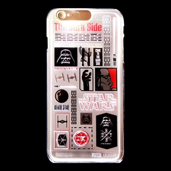 iPhone6s Plus/6 Plus ケース スター・ウォーズケース ダース・ベイダー B iPhone 6s Plus/6 Plus_0