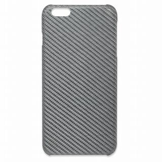 Deff monCarbone グラスファイバーケース シルバー iPhone 6s Plus/6 Plus