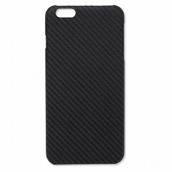 Deff monCarbone HoverKoat ケブラーケース ブラック iPhone 6 Plus