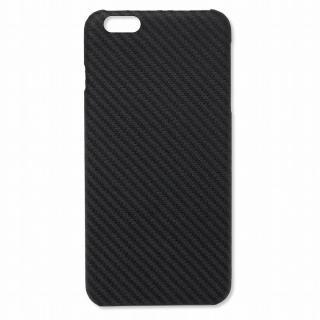 Deff monCarbone HoverKoat ケブラーケース ブラック iPhone 6s Plus/6 Plus