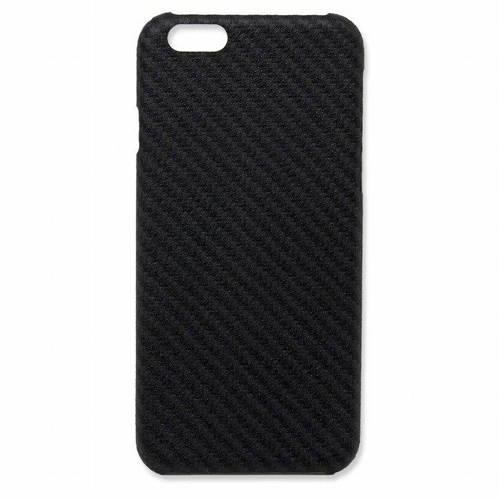 Deff monCarbone HoverKoat ケブラーケース ブラック iPhone 6