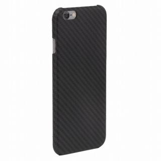 【iPhone6ケース】Deff monCarbone HoverKoat ケブラーケース ブラック iPhone 6_1
