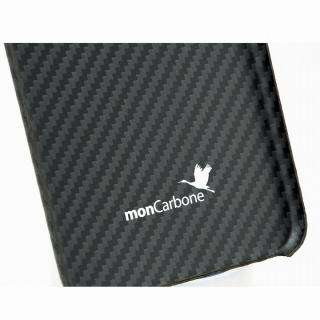 【iPhone6ケース】Deff monCarbone HoverKoat ケブラーケース ブラック iPhone 6_2
