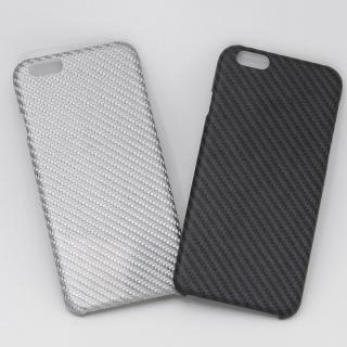 【iPhone6ケース】Deff monCarbone HoverKoat ケブラーケース ブラック iPhone 6_5