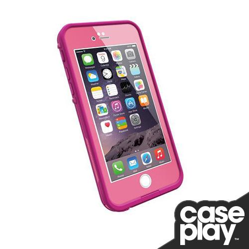 【iPhone6ケース】防水・防塵・防雪・耐衝撃 TouchID対応 LifeProof fre ピンク iPhone 6_0