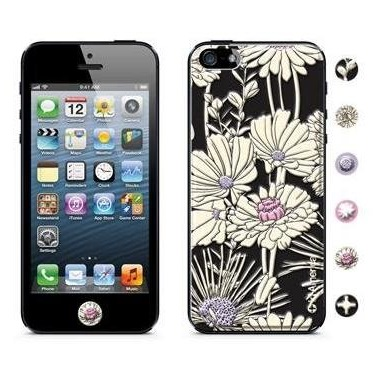iPhone SE/5s/5 ケース id America Cushi iPhone5-Flower 【Dandelion】_0