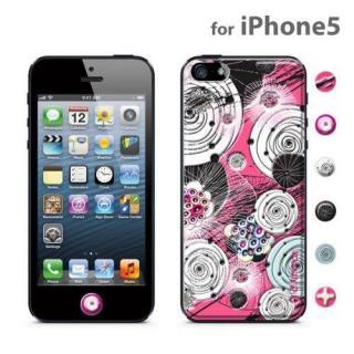 id America Cushi iPhone5-Flower 【Rose】