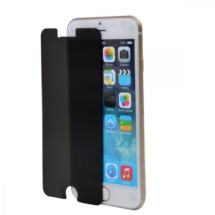 iPhone6 フィルム [0.4mm]4方向プライバシーフィルタ保護フィルム iPhone 6_0