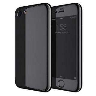 Monolith7 フルカバーケース ジェットブラック iPhone 7【2月上旬】