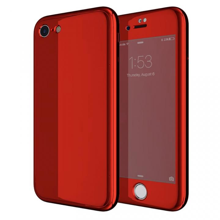 iPhone7 ケース Monolith7 フルカバーケース ルビーレッド iPhone 7_0