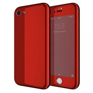 Monolith7 フルカバーケース ルビーレッド iPhone 7