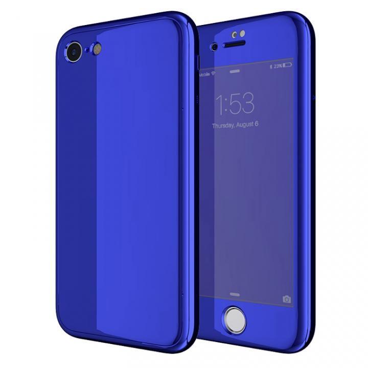 Monolith7 フルカバーケース コバルトブルー iPhone 7【8月下旬】