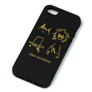 SEKAI NO OWARI 2013 iPhone 5s/5ケース ブラック