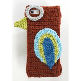 iPhone SE/5s/5 ケース Knit Wear  iPhone SE/5s/5 FUKURO san