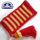 Knit Wear  iPhone SE/5s/5 Border レッド