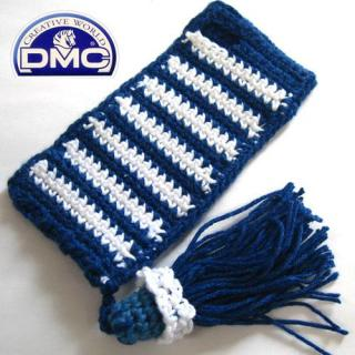 Knit Wear  iPhone SE/5s/5 Border ブルー