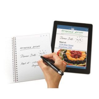 Livescribe 3 Smartpen 手書きのメモや音声をiPhoneに瞬間表示