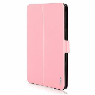 リバーシブル仕様 手帳型ケース ピンク/ホワイト iPad mini 2/3
