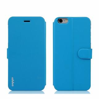 【iPhone6ケース】リバーシブル仕様 手帳型ケース グレイ/ブルー iPhone 6_1