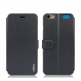 【iPhone6ケース】リバーシブル仕様 手帳型ケース グレイ/ブルー iPhone 6_2