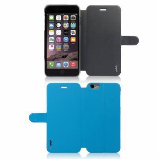 【iPhone6ケース】リバーシブル仕様 手帳型ケース グレイ/ブルー iPhone 6_5