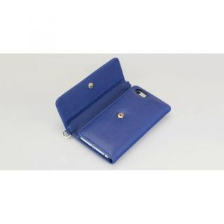 【iPhone6ケース】Julia PhonePochette 手帳型ケース ブルー iPhone 6_6