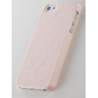 次元シリーズ  革 3Dテクスチャーカバー 一斤染 iPhone SE/5s/5ケース
