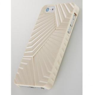 次元シリーズ  峰 3Dテクスチャーカバー 薄香  iPhone SE/5s/5ケース