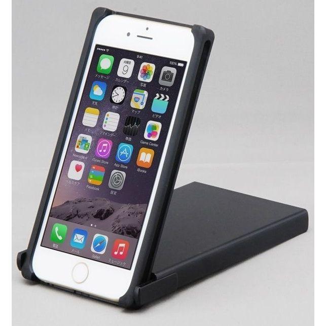 【iPhone8/7/6sケース】Trick Cover ヌンチャク系ケース 樹脂 ブラック iPhone 8/7/6s_0