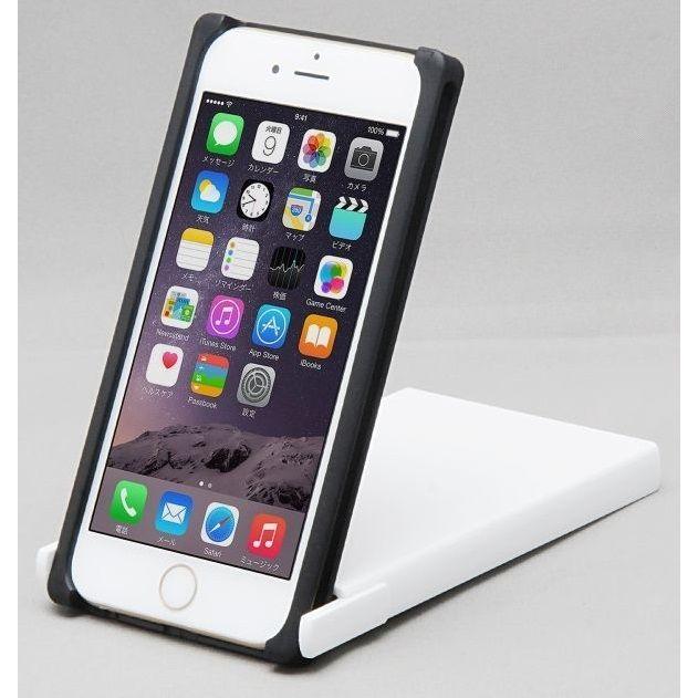 iPhone8/7/6s ケース Trick Cover ヌンチャク系ケース 樹脂 ブラック×ホワイト iPhone 8/7/6s_0