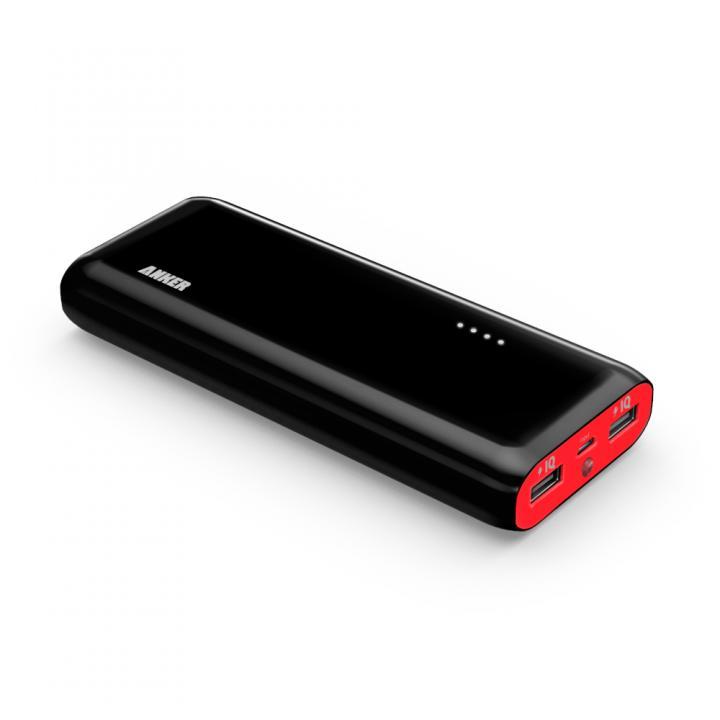 [AppBank限定][13000mAh]Anker Astro E4 第2世代 モバイルバッテリー ブラックレッド_0