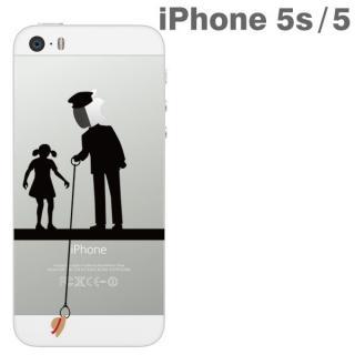 iPhone SE/5s/5 アップラスハードクリアケース(おとしもの)
