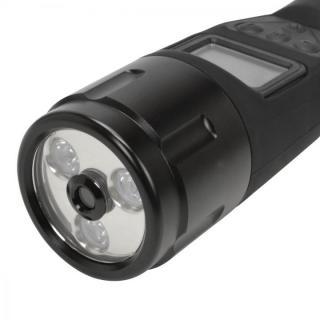 小型ライト内蔵HDビデオカメラ 警務用_2