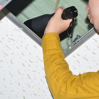 小型ライト内蔵HDビデオカメラ 警務用_7