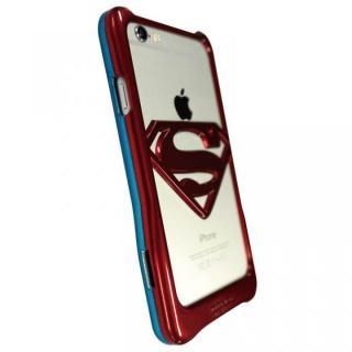 スーパーマン ハードバンパー ブルー×レッド iPhone 6