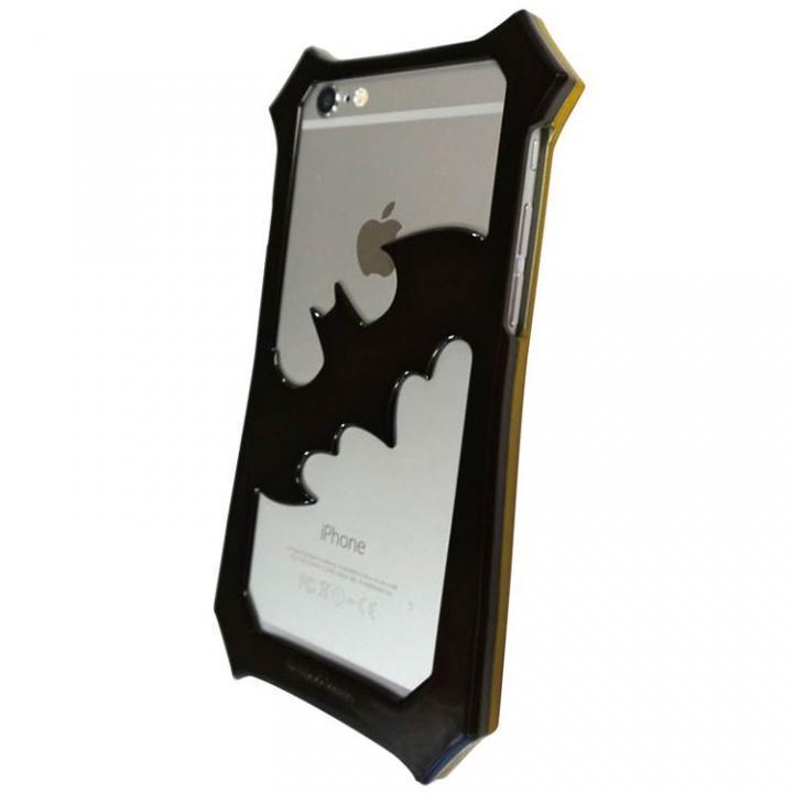 【iPhone6ケース】バットマン ハードバンパー イエロー×ブラック iPhone 6_0