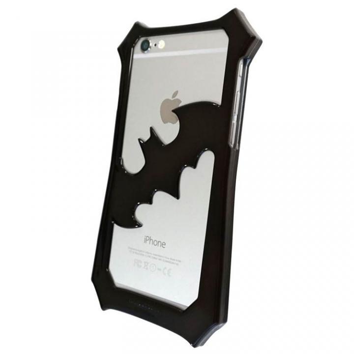 バットマン ハードバンパー ブラック×ブラック iPhone 6