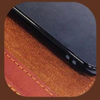【iPhone6ケース】くまのがっこう PUレザー手帳型ケース 抱きしめ iPhone 6s/6_3