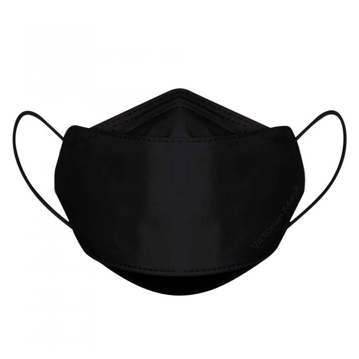 Victorian Mask 5枚入り ブラック_0