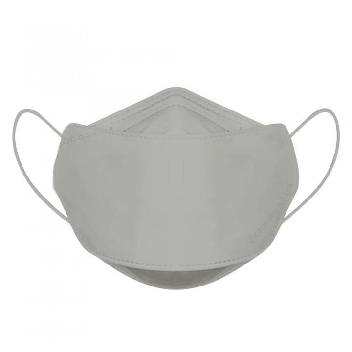 Victorian Mask 5枚入り グレイ_0